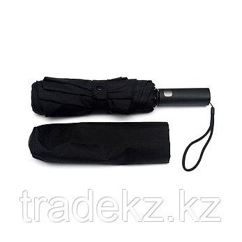 Зонт Xiaomi MiJia Чёрный (Automatic folding), фото 2