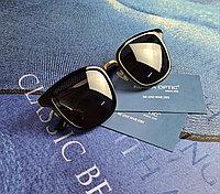 Солнцезащитные очки (Южная Корея) DH011 GNA001 COL.GO BL/SM