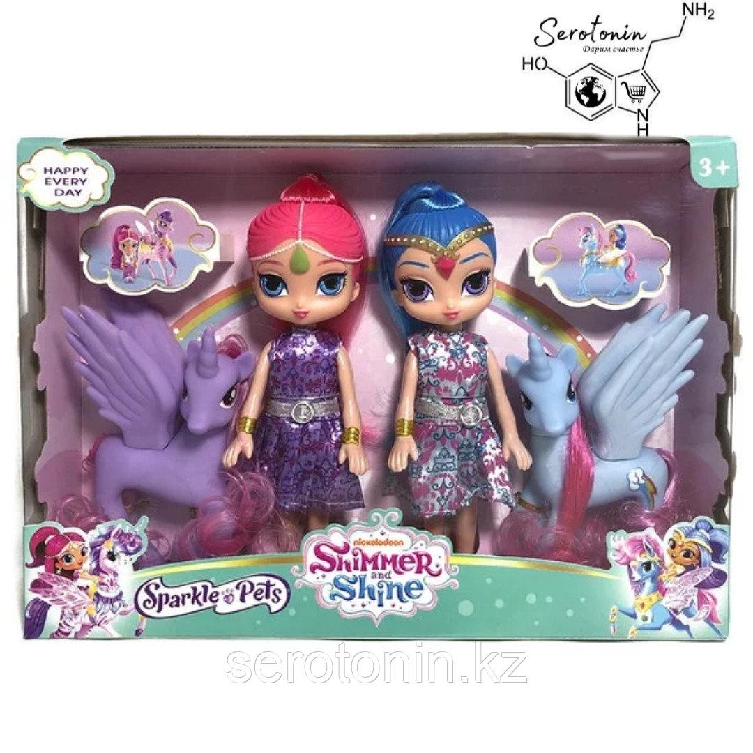 """Куклы """"  Shimmer and Shine"""