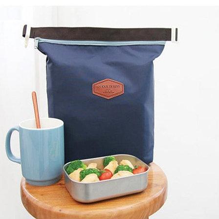 Термосумка для обедов синяя. Черная Пятница!, фото 2