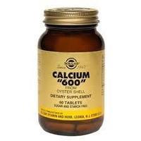 Solgar (Солгар) Кальций 600 мг из Раковин Устриц 60 капсул