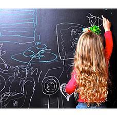 Пленка на стену для рисования мелом. Черная Пятница!, фото 2