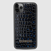 Чехол для телефона iPhone 11 Pro Max Blue