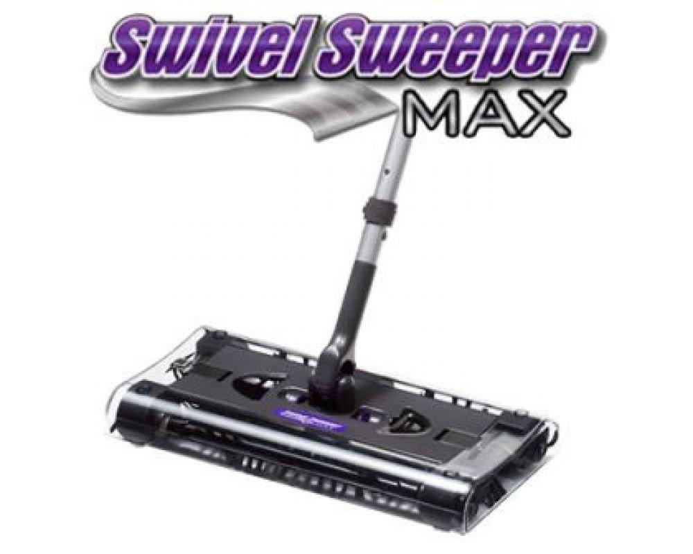 Электровеник Swivel Sweeper MAX G9 (Свивел Свипер Макс) Черная Пятница!