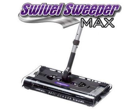 Электровеник Swivel Sweeper MAX G9 (Свивел Свипер Макс) Черная Пятница!, фото 2