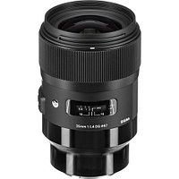 Объектив Sigma 35mm f/1.4 DG HSM Art for Sony e-mount