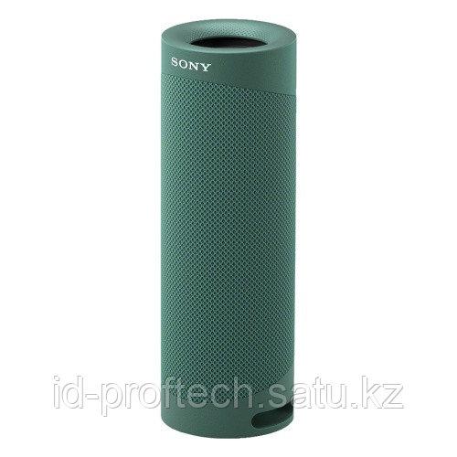 Портативная колонка Sony SRS-XB23 зеленый -