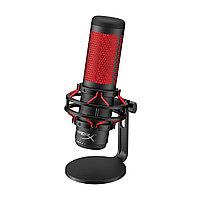 Микрофон, HyperX, HX-MICQC-BK, QuadCast Standalon Microphone