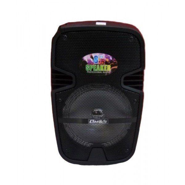 """Аудиосистема- караоке OM&S OM-801 """"8"""""""