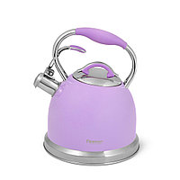 Чайник для кипячения воды FELICITY 2,6л, цвет ФИОЛЕТОВЫЙ (нерж.сталь)
