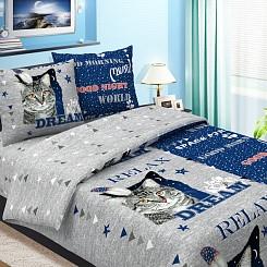 """Детское постельное бельё """"Пират"""", р-р 1,5 спальный"""
