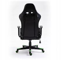 Кресло геймерское игровое  F4G FG33 Green, фото 2