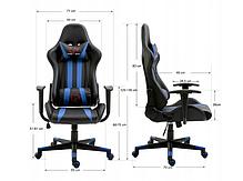 Кресло геймерское игровое  F4G FG33 Green, фото 3