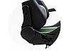 Кресло геймерское игровое  F4G FG33 Green, фото 5