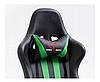 Кресло геймерское игровое  F4G FG33 Green, фото 6