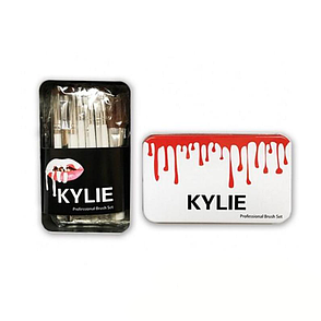 Набор кисточек Kylie 12 шт. Черная Пятница!, фото 2
