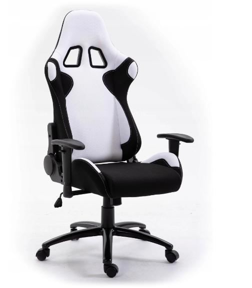 Кресло геймерское игровое  WHITE FG38