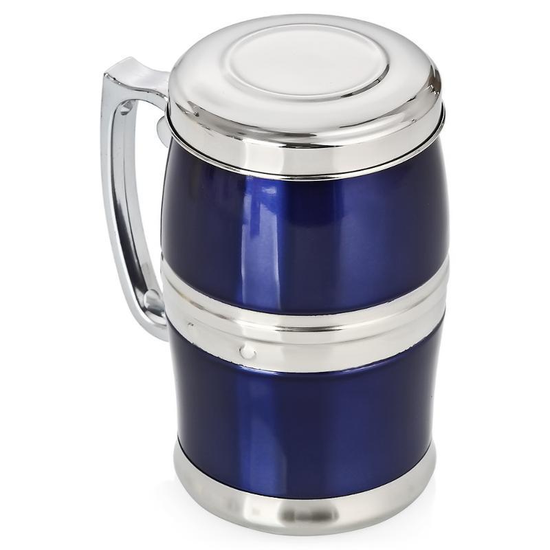 Магнитная кружка Bradex Живая Вода синяя Черная Пятница!