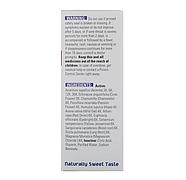 NatraBio, Children's Cold & Flu, для ночного использования, 30 мл (1 жидкая унция), фото 2