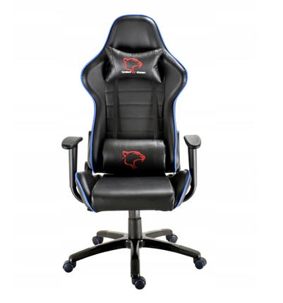 Кресло геймерское игровое   F4G FG32 BLUE, фото 2