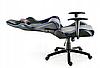 Кресло геймерское игровое   F4G FG32 BLUE, фото 4