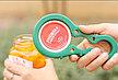 Электрический консервный нож с противоскользящим кольцом для открывания Черная Пятница!, фото 2