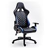 Кресло геймерское игровое  F4G FG40 HQ СИНИЙ, фото 2