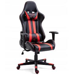 Кресло геймерское игровое   F4G FG33 RED