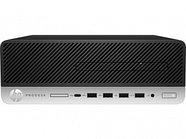 Системный блок HP 7PS42AW ProDesk 600 G5 SFF (Black)