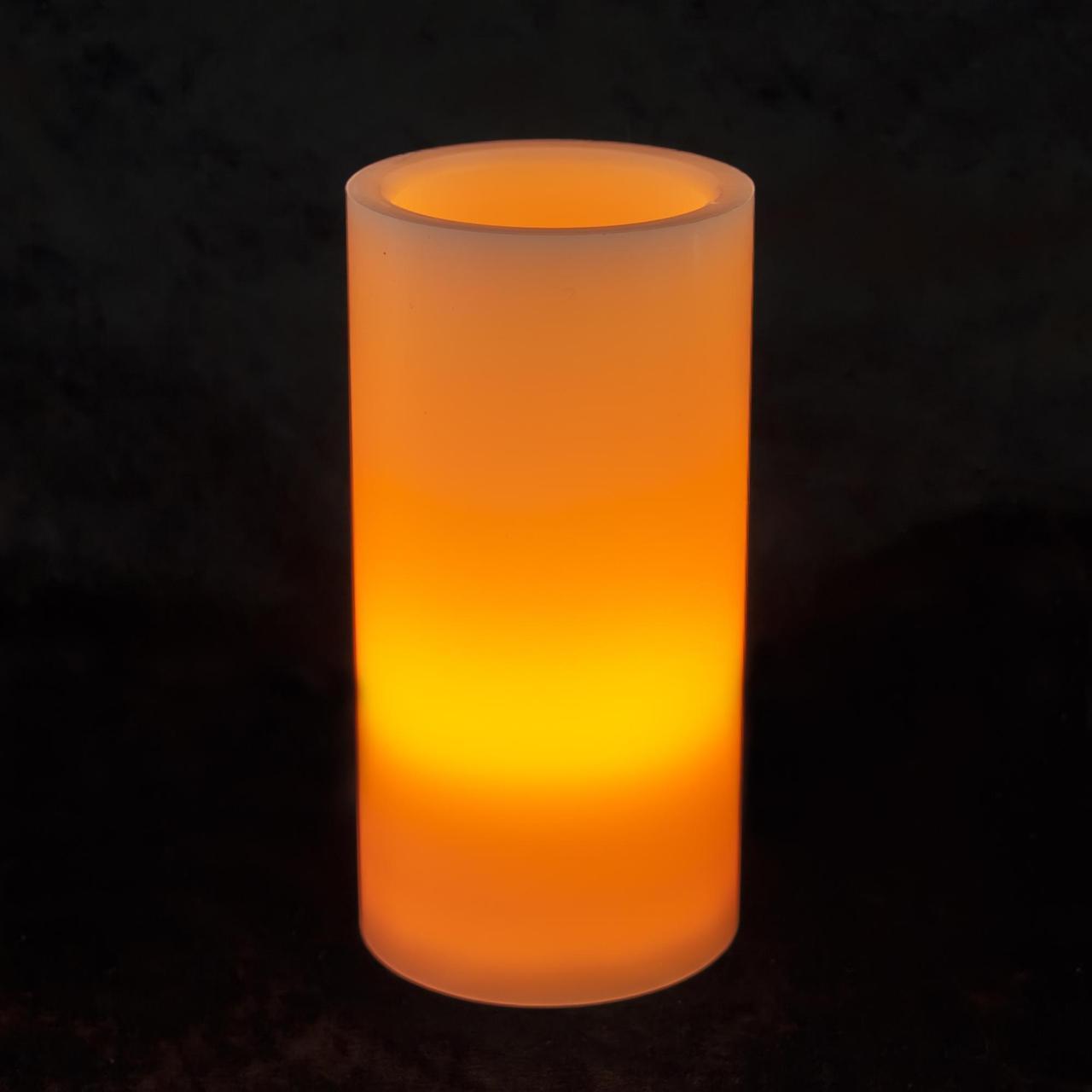 Свеча Led ночник, 15 см Черная Пятница!