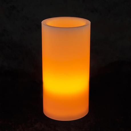 Свеча Led ночник, 15 см Черная Пятница!, фото 2