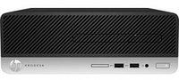Системный блок HP 7EL92EA Prodesk 400 G6 SFF (Black)