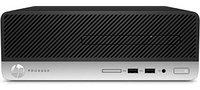 Системный блок HP 7EL85EA ProDesk 400G6SFF (Black)