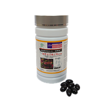 "Гриб Линчжи (Ganoderma Lucidum) - Капсулы ""Niubanglai"" 500mg × 100 капсул"
