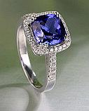Кольцо Сапфир, фото 2