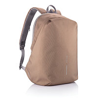 Антикражный рюкзак Bobby Soft, коричневый, Длина 30 см., ширина 18 см., высота 45 см., P705.796