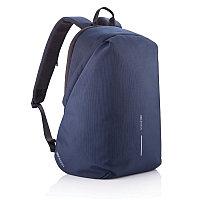 Антикражный рюкзак Bobby Soft, темно-синий, Длина 30 см., ширина 18 см., высота 45 см., P705.795