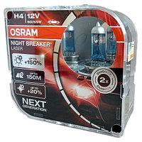 Лампа OSRAM 64193NL-HCB H4 60/55W P34t