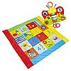 Развивающий коврик Biba Toys Happy Garden