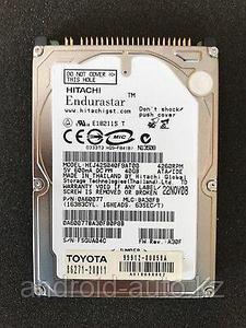 Оригинальный HDD Disc - Жесткий диск для Lexus 2010-2015