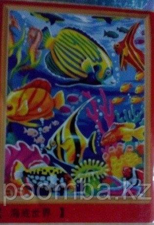 """Картина по номерам """"Рыбки"""" 40*50"""