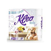 Полотенца бумажные Kleo Decor, 2 слоя, 2 рулона, 2 шт