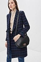 Женская осенняя кожаная черная сумка Igermann 16С718 КЧ6 без размерар.