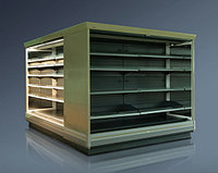 Холодильная горка Женева-1 ВС 55.85L-1250 (Ариада)