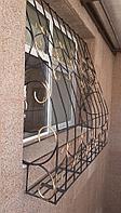Изготовление решеток на окна, плоские, выпуклые, решетки на москитные сетки