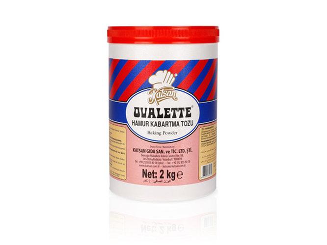 """Разрыхлитель """"Ovalette"""" 2 кг"""