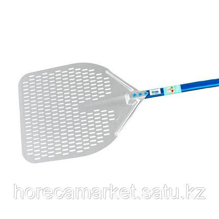 Лопатка для пиццы перфор. 36x120cm a-37rf-120, фото 2