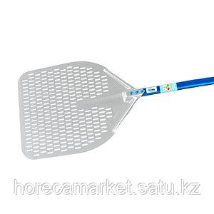 Лопатка для пиццы перфор. 36x120cm a-37rf-120