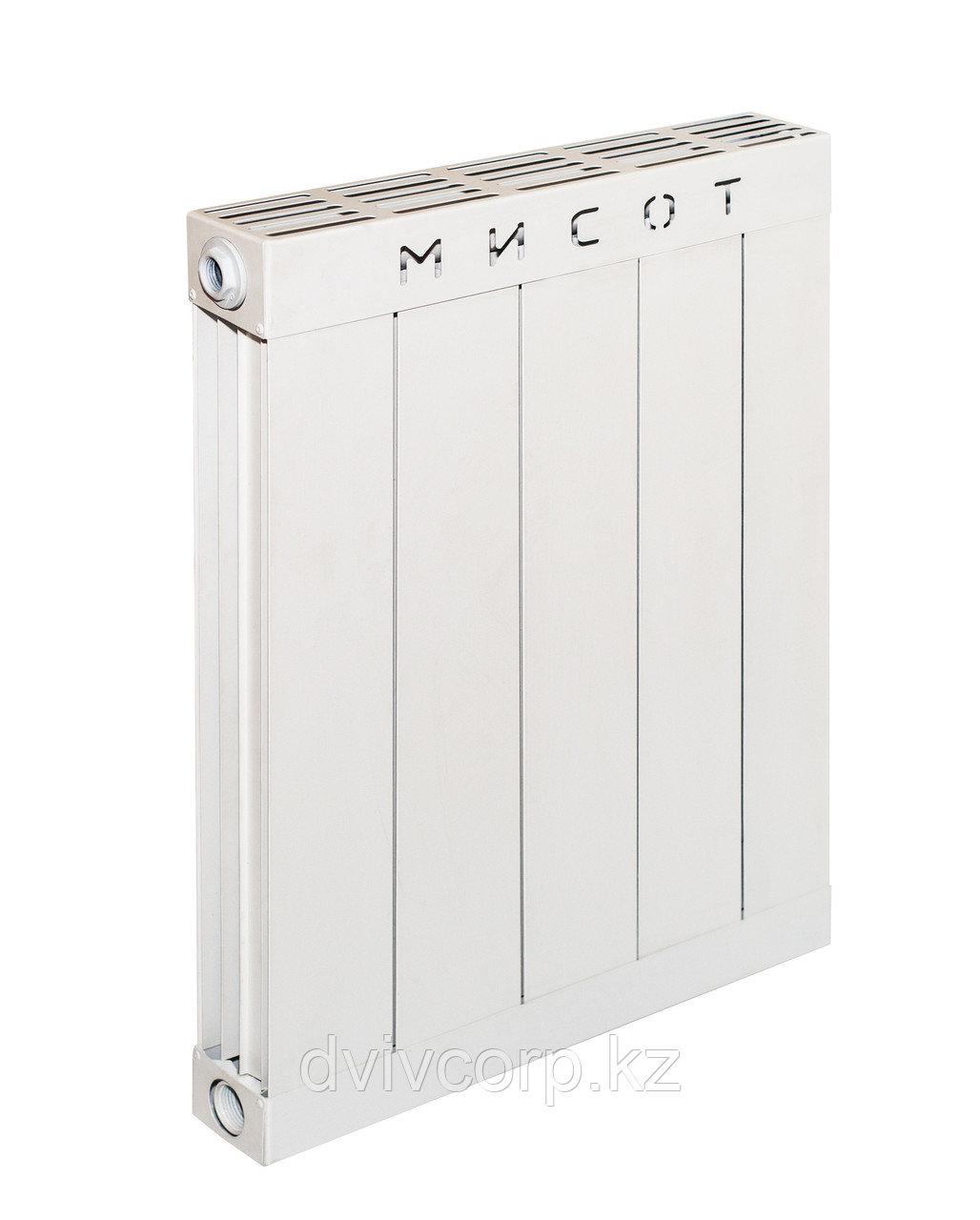 Биметаллические экструзионные радиаторы МИСОТ БМ