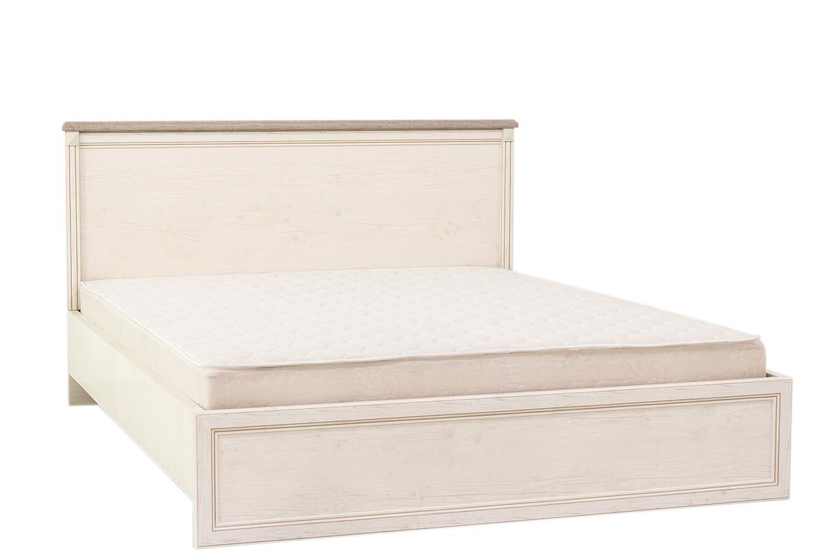 Кровать односпальная, коллекции Монако, Сосна Винтаж, Анрэкс (Беларусь)